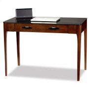 Obsidian Writing/Computer Desk - Chestnut Finish #11111 Product Image
