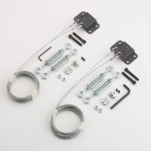 Projector Stabilization Kit for Columns
