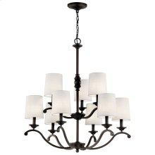 Versailles 9 Light Chandelier Olde Bronze®