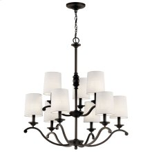 Versailles 9 Light Chandelier Olde Bronze®