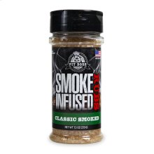 Smoke Infused Classic Smoked Sea Salt