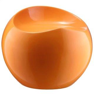 Plop Stool in Orange