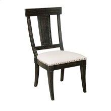 Stone Ridge Side Chair Black