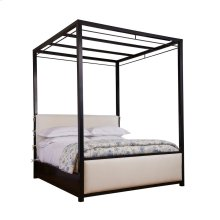 Pacific Palisades Upholstered Canopy Bed (queen)