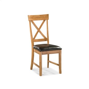 Dining - Family Dining X-Back Side Chair