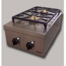 "16"" Outdoor Grill Side Burner"