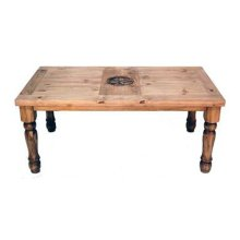 6' Table W/star On Top