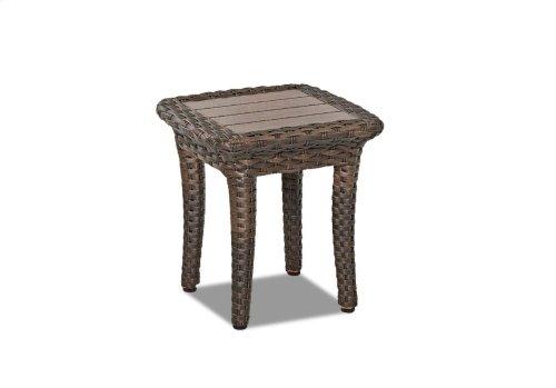 Sycamore Square Accent Table