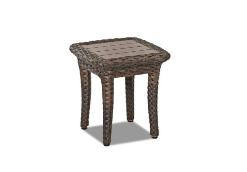 Sycamore Square Accent Table