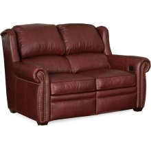 Bradington Young Discovery Loveseat L & R Full Recline - W/Articulating HR 962-70