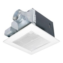 WhisperGreen 50 CFM Ventilation Fan with DC Motor