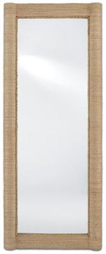 Vilmar Floor Mirror - 74h x 30w x 2.75d