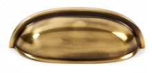 Cup Pulls A1262 - Polished Antique
