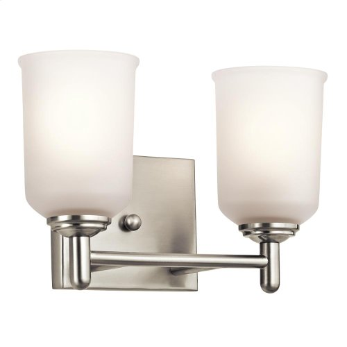 Shailene Collection Shailene 2 Light Bath Light CH