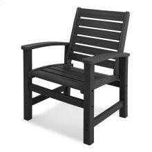 Black Signature Dining Chair