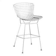 Wire Bar Chair Chrome