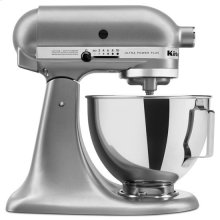 KitchenAid® Ultra Power® Plus Series 4.5-Quart Tilt-Head Stand Mixer - Contour Silver