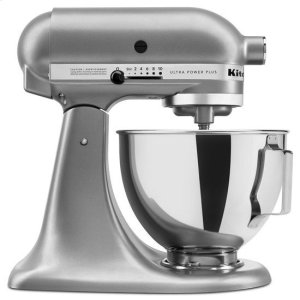 KitchenaidKitchenAid® Ultra Power® Plus Series 4.5-Quart Tilt-Head Stand Mixer - Contour Silver