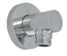 Mountain Re-Vive - Round Waterway Elbow - Brushed Nickel Product Image