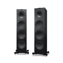 Satin Black Q950 Floorstanding Speaker