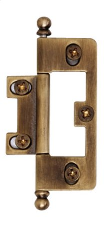 Non-Mortise Hinge A1093 - Antique English