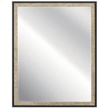 Millwright Mirror Distressed Antique Gray