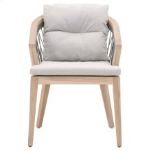 Web Outdoor Arm Chair