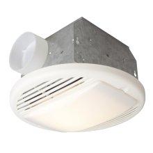 50 CFM Bathroom Exhaust Fan Light