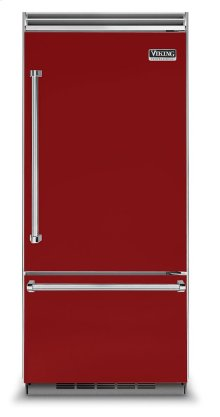 "36"" Bottom-Freezer Refrigerator, Right Hinge/Left Handle"