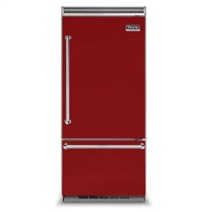 "VIKING36"" Bottom-Freezer Refrigerator, Right Hinge/Left Handle"