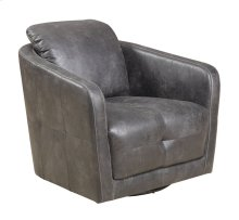 Emerald Home Blakely Swivel Chair Palance T/k Steel U3381a-04-33