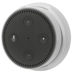 White SANUS Speaker Mount Designed for Echo Dot