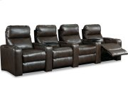 End Zone 2-Arm Recliner Product Image