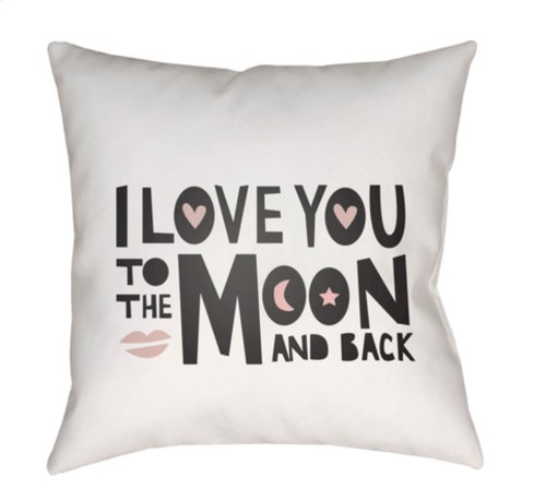 """Love To Moon QTE-048 18"""" x 18"""""""