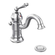 Waterhill chrome one-handle bathroom faucet