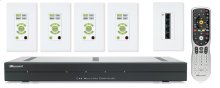 CA4-KT1 Multi-room Controller System Kit with CA4-KP