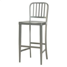 Gray Bar Stool