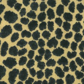 Limelight Charcoal Fabric