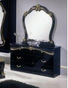 Modrest Judy Italian Classic Black & Gold Dresser Product Image