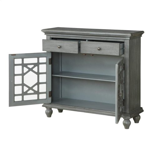 2 Drw 2 Dr Cupboard