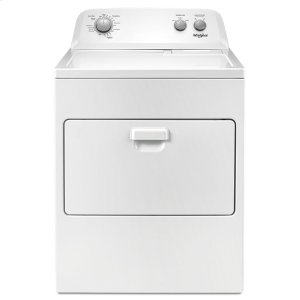 WHIRLPOOL7.0 cu. ft. Top Load Electric Dryer with AutoDry Drying System