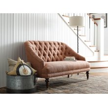 Tufted Settee