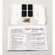 GE Washer/Dryer Stack Bracket Kit