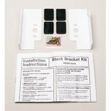 GE Washer/Dryer Stack Bracket Kit