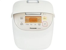 Microcomputer Controlled/Fuzzy Logic Rice Cooker