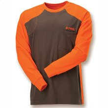 Make every shot count with this long sleeve Shooter's shirt.