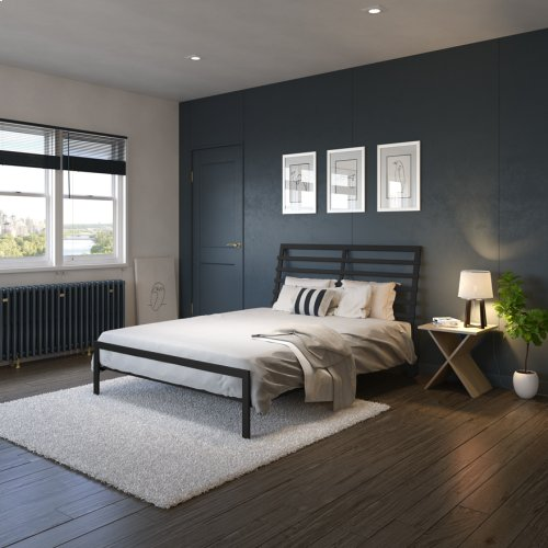 Bronson Regular Footboard Bed - Full