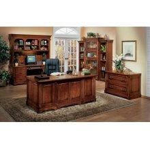 """72"""" Credenza $1469.00 and 72"""" Desk Hutch $1099.00"""