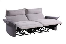 Power Reclining Love Seat with Power Headrest