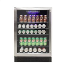 Connoisseur Series 46 Single-Zone Beverage Cooler (Left Hinge)